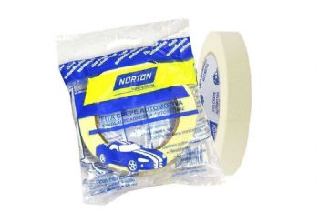 FITA CREPE AUTOMOTIVA 18MMX50M NORTON