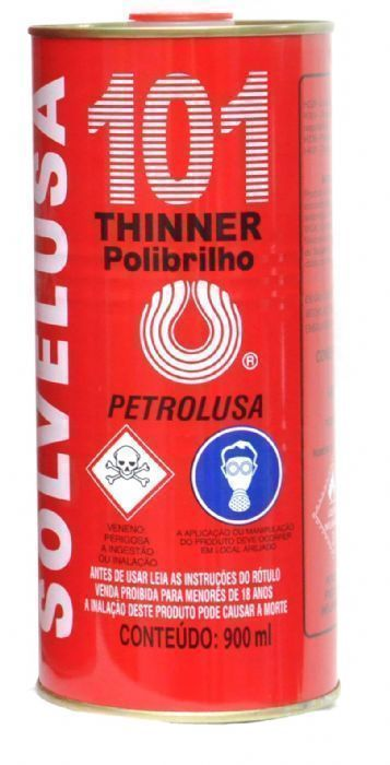 THINNER PETROLUSA SOLVELUSA 101 0,9L