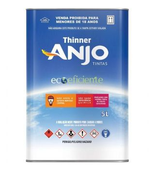 THINNER ANJO 2750 ECO 5L